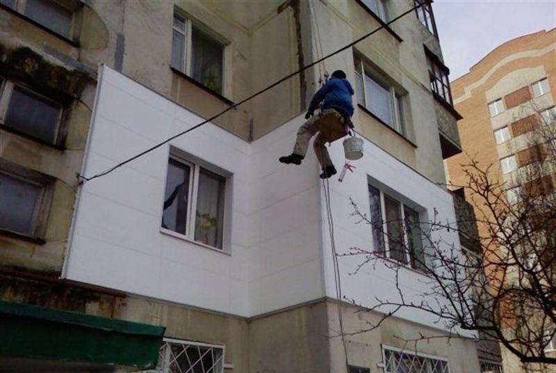 Работы по утеплению фасадов домов гарантируют больше тепла и защиты помещениям