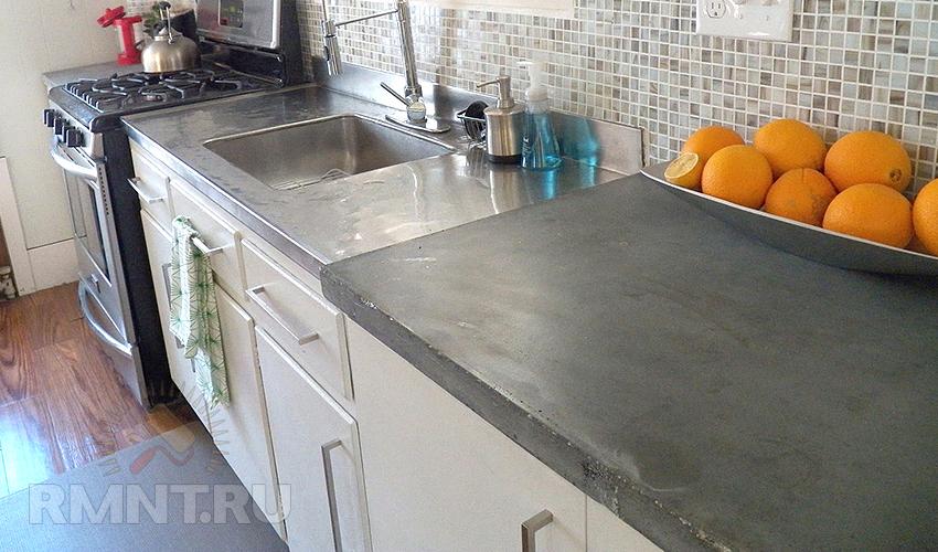 Выбираем столешницу на кухню: обзор материалов