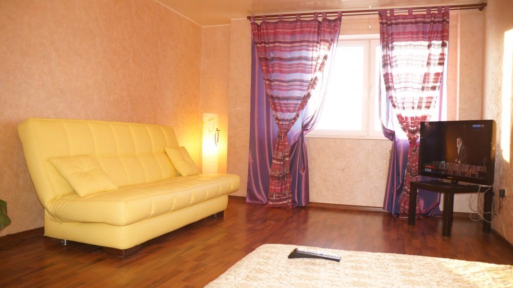 Однокомнатная квартира, арендуемая приезжими посуточно – полный комфорт и сплошные выгоды