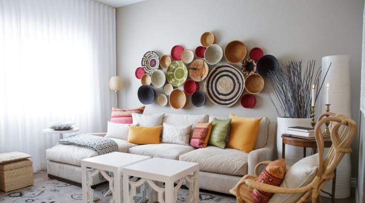 8 простых и недорогих способов обновить интерьер квартиры