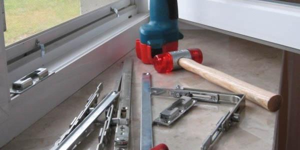 Как произвести ремонт окна ПВХ самостоятельно