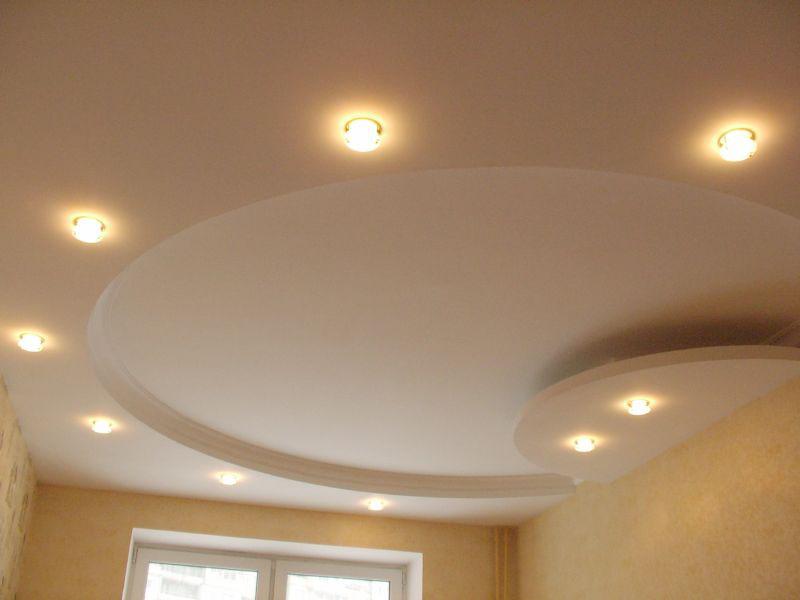 Как отремонтировать потолок самостоятельно