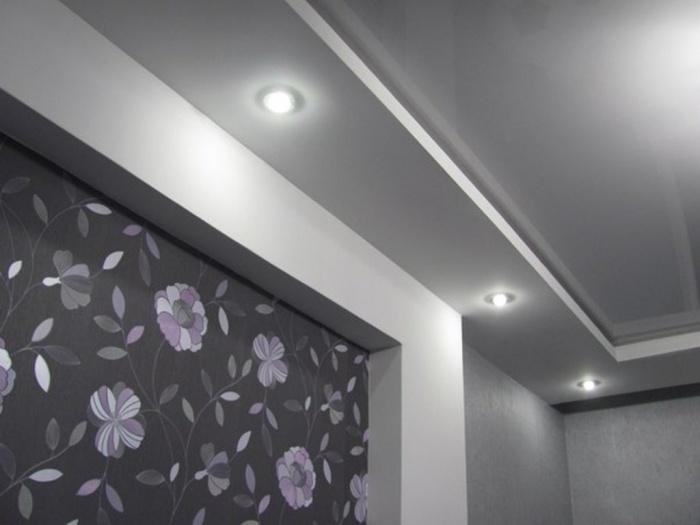 Точечные светильники-дешевый вариант эксклюзивного дизайна