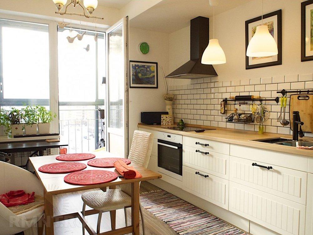 Плюсы и минусы открытой кухни
