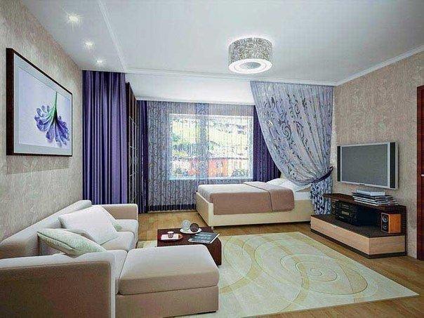 Как сделать маленькую спальню так, чтобы владельцы больших спален Вам завидовали?