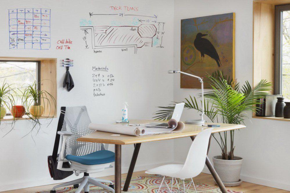 Грифельная краска — полет творческих идей
