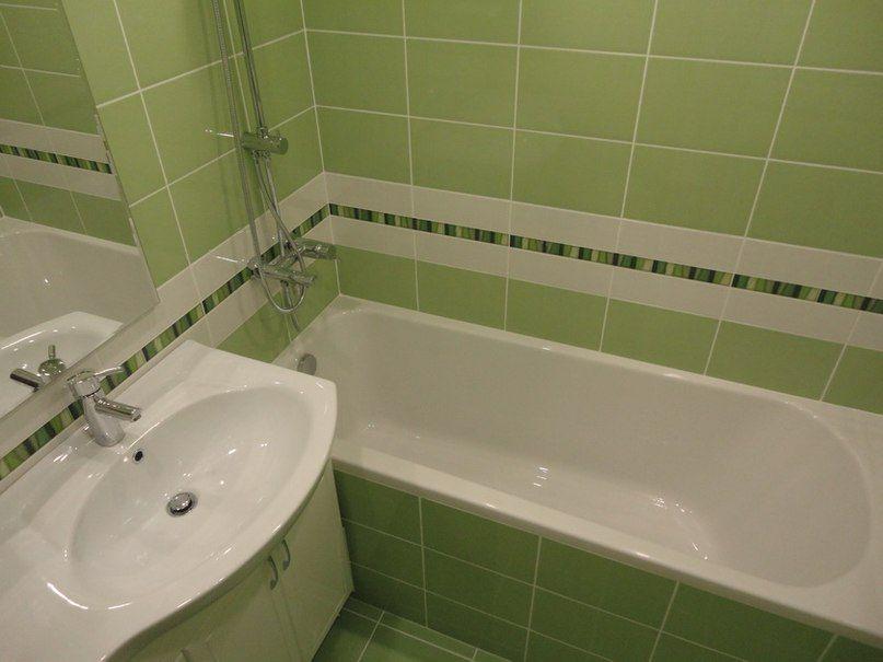 Шесть вариантов недорогого дизайна ванной комнаты и совмещенного санузла в 4 кв. метра