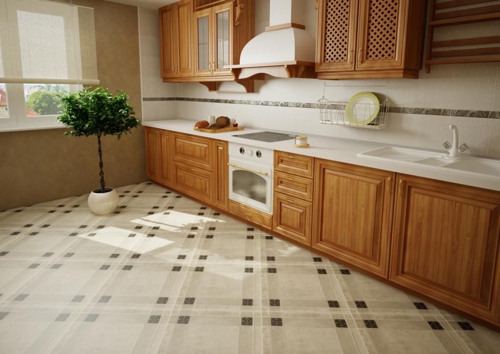 Как выбрать пол для кухни