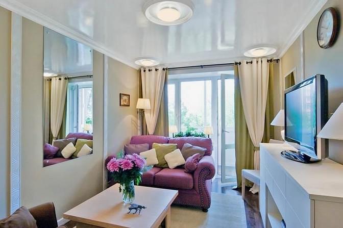 Как сделать стильным жилье из того, что у Вас уже есть. Формируем стили из вариантов сочетания