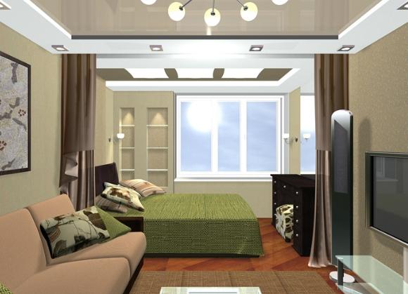 Новая подборка свежих идей по дизайну маленьких квартир