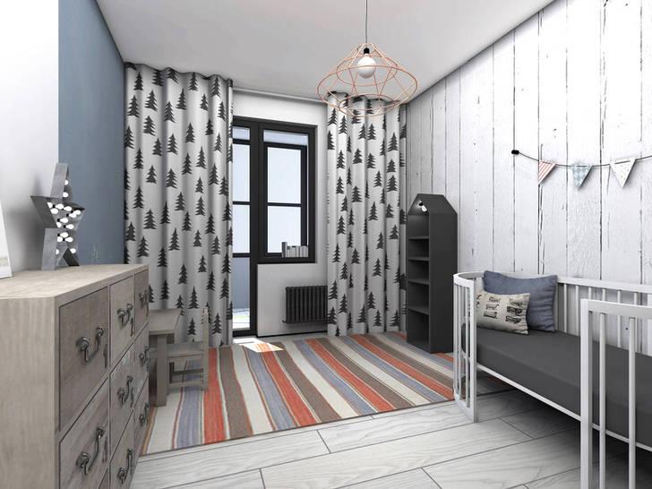 Даже если в квартире изменить только детали и мелочи, то она преобразится и в целом!