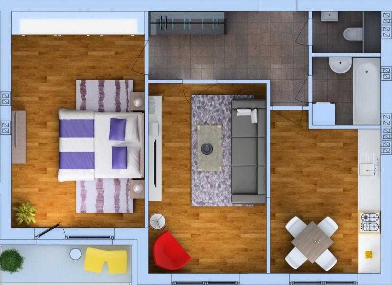 Мы предположили возможные минусы Вашей квартиры и предлагаем превратить их в плюсы!
