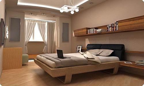 Плюсы и минусы различных вариантов ремонта спальни