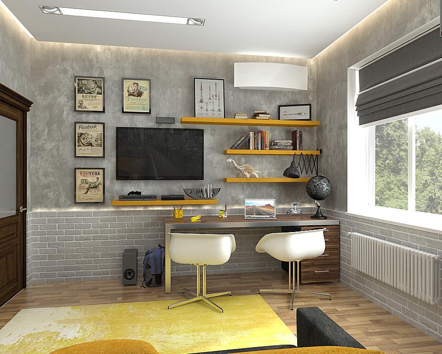 Картины и фото в рамках на стенах — прекрасная возможность обновить и сделать уютным интерьер жилья