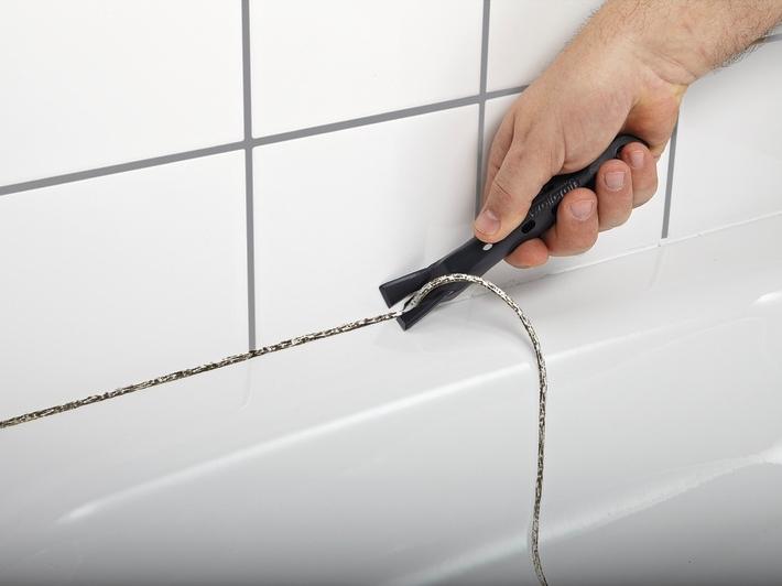 Хватит мучатся с герметизацией щели между ванной и стеной, раковинами и стеной, унитазом и полом!