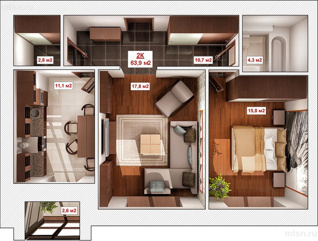 Как самому спроектировать дизайн своего жилья не хуже, чем у профессионалов