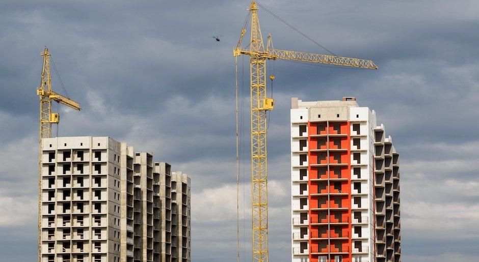 Власти останавливают процесс продажи квартир в новостройках!