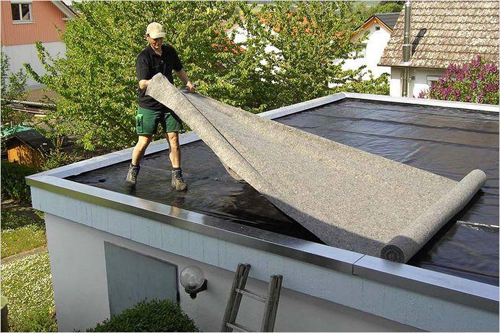 Кровельные материалы для крыши гаража