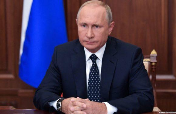 Путин заявил, что рост ставок по ипотеке ожидался